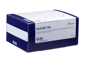 HLA-B27试剂盒CFDA IVD