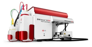 C6 Plus Flow Cytometer System RUO